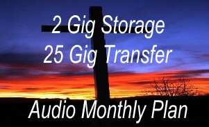 Audio Monthly Plan